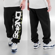Dangerous DNGRS Classic Sweat Pants Black/Green