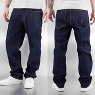 Dangerous DNGRS Jeans / Baggy Destroyed Classic in blue*