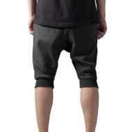 Deep Crotch Undefined Sweatshorts