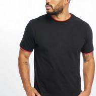 DEF / T-Shirt Basic in black