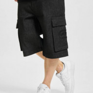 Ecko Unltd. EC KO Denim Short Raw Black