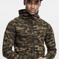 Interlock Camo Zip Jacket