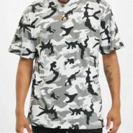 Karl Kani T-shirt Small Signature Camo Tee white