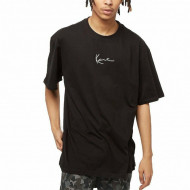 Karl Kani T-shirt Small Signature Tee black