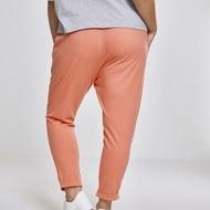 Ladies Open Edge Terry Turn Up Pants