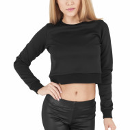 Ladies Scuba Cropped Crew