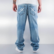 ROCAWEAR LOOSE FIT JEANS TAP