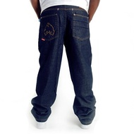 WU-WEAR METHODMAN DENIM RAW BLUE