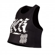 Blood In Blood Out Sick D-Crop Top