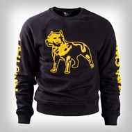 Bluza Amstaff Logo Sweater - yellow