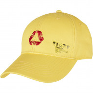 C&S Iconic Peace Curved Cap