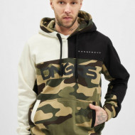 Dangerous DNGRS Men Hoodie Panto in camouflage