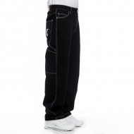 Karl Kani Denim Baggy black