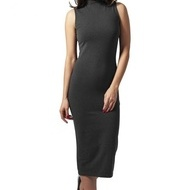 Ladies Stretch Jersey Turtleneck Dress