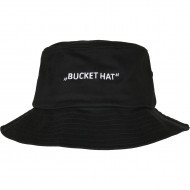 Lettered Bucket Hat