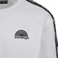 Southpole Logo Tape Crewneck