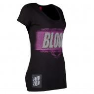Blood Clean Logo D-T-Shirt