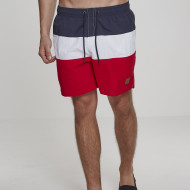 Color Block Swimshorts