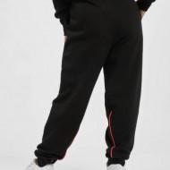 Dangerous DNGRS Women Sweat Pant Wintersweat in black