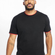 DEF / T-Shirt Basic in black