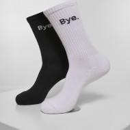 HI - Bye Socks short 2-Pack