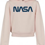 Kids NASA Cropped Hoody