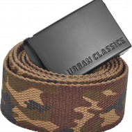 Long Canvas Belt