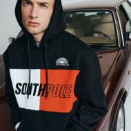Southpole Block Logo Hoody