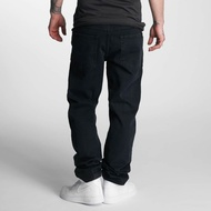 Thug Life Jeans / Carrot Fit Jeans Carrot in black