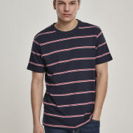 Yarn Dyed Skate Stripe Tee