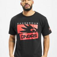 Dangerous DNGRS / T-Shirt Leuz in black