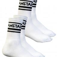 Amstaff Taskus Socken - 2er Pack weiß