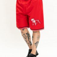 Amstaff Zito Mesh-Shorts - red