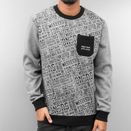 Dangerous DNGRS Overwear / Jumper Gangster in grey*