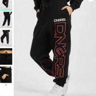 Dangerous DNGRS Women Sweat Pant Wintersweat in black