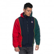 Jacket Karl Kani Retro Block Track Jacket white/red/black