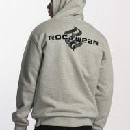 Rocawear Men Zip Hoodie NY 1999 ZH in grey
