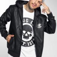 Thug Life / Bomber jacket Divers in black