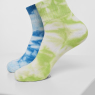 Tie Dye Socks Short 2-Pack
