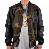 WU-WEAR PYN COLLEGE JACKET CAMO