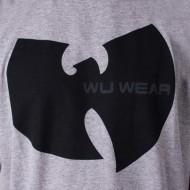 Wu Wear - Wu Tang Clan - Tricou Script Simbol Wu - Clan Wu-Tang