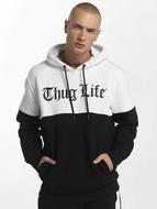 Thug Life / Hoodie Koyote in black