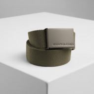 Canvas Belts