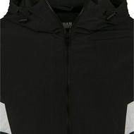 Crinkle Panel Track Jacket