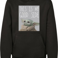Kids The Mandalorian The Child Good Side Hoody