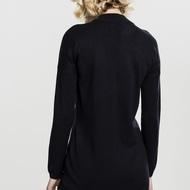 Ladies Oversized Turtleneck Dress