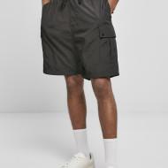 Nylon Cargo Shorts