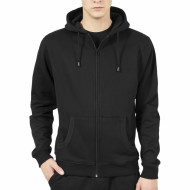 Relaxed Zip Hoody