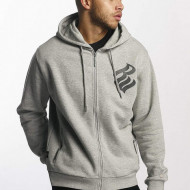 Rocawear Men Zip Hoodie NY 1999 ZH in grey