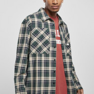 Southpole Check Flannel Shirt